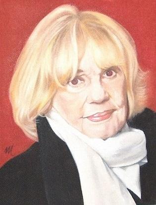 Jeanne Moreau by mario